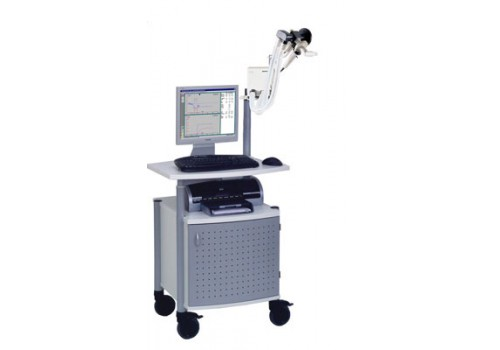 Спирометр для исследования диффузионной способности легких MasterScreen Diffusion/PFT/PFT Pro