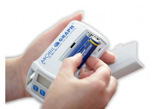 Амбулаторный монитор артериального давления Mobil-O-Graph с функцией пульсовой волны