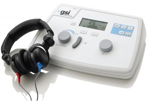 GSI 18. Портативный скрининговый аудиометр