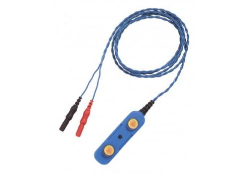 Планочный электрод (кабель 100 см)