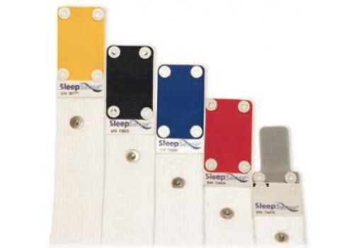 Пояса для крепления регистрирующего блока и датчиков (размер 60 см, красный) 2 шт./уп.